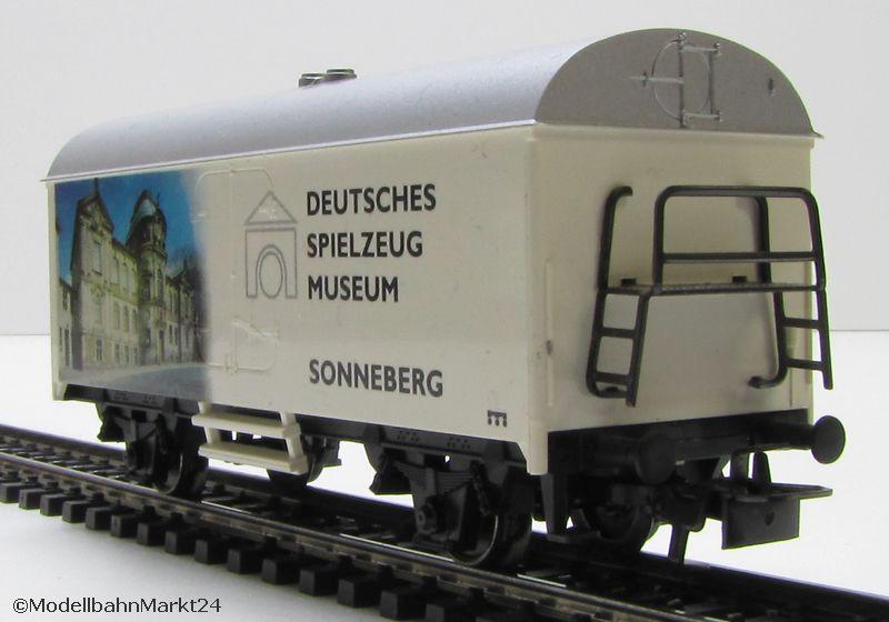 MÄrklin kühlwagen spielzeug museum sonneberg spur h